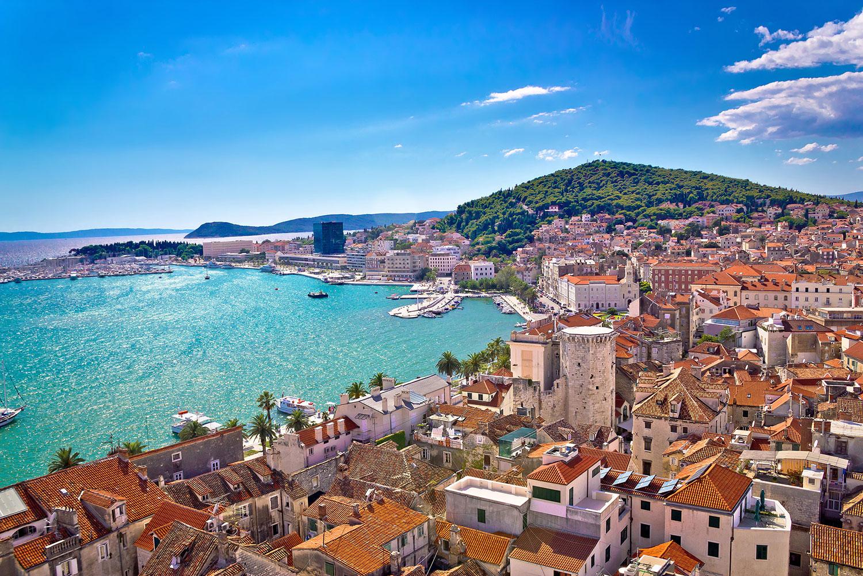 split croatia, bluemotion yacht charter, sailing in croatia